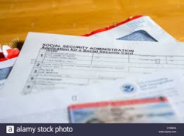 ssn application form and work permit employment authorization