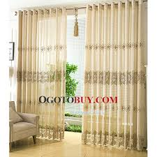 Buy Discount Curtains Brown Luxury Privacy Patterned Discount Super Long Curtains Buy