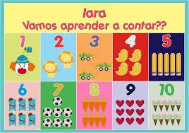 Amado Jogo Americano Alfabeto ou Números no Elo7   Etiket (3952B0) @YE09