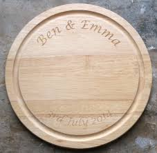 personalised cutting boards personalised wooden cutting board