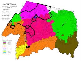 Bucks County Map Zoning Ordinance