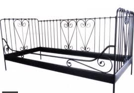 lovable ikea metal daybed with ikea black metal meldal day bed in