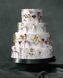 wedding cake styles 6 fresh ways to decorate wedding cakes with flowers martha