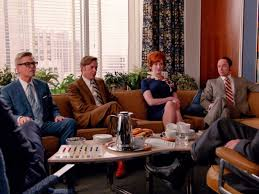 Mad Men Office We Asked The Ad Industry Whether They Still Behave Like The Cast