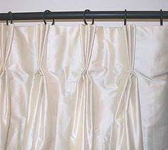 How To Fit Pencil Pleat Curtains Textile Love Diy Pinch Pleat Drapes Pleating And Finishing