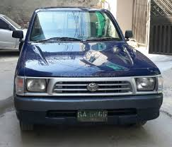 toyota hilux double cab 2004 for sale in lahore pakwheels