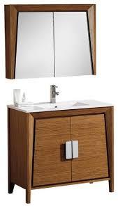 midcentury modern bathroom vanities houzz