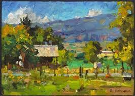 Backyard Oil 92 Best Landscapes Images On Pinterest Lake Art Original Art