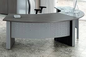 Curved Office Desk Impressive Astounding Curved Office Desk 12 Surprising Furniture
