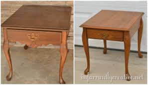 queen anne end tables queen anne end table makeover infarrantly creative