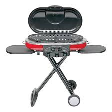 distinctive portable grills review coleman roadtrip lxe propane