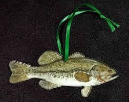 bass ornament etsy