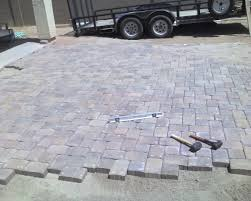 Diy Patio With Pavers Laying Pavers For Patio Laura Williams
