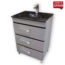 socimobel 24 inch glossy marengo yane european bathroom vanity