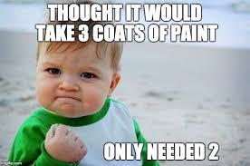 Painter Meme - house painting memes google search paint humor pinterest house