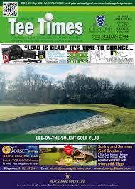 Siege Caddie B Times Golf Magazine April 2018 By Times Golf Magazines Issuu