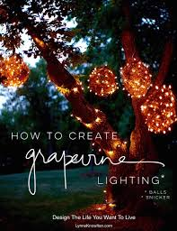 grapevine balls diy how to make hanging grapevine balls with twinkle lights