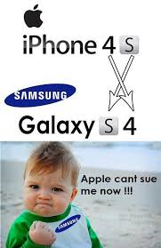Samsung Meme - samsung galaxy s4 vs iphone 4s meme have results online