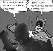Sad Batman Meme - ben affleck is sad batman
