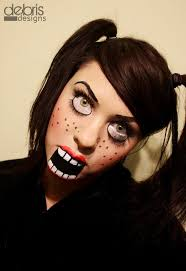 Cool Halloween Makeup Ideas For Men best 25 ventriloquist makeup ideas on pinterest puppet makeup
