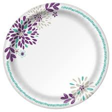 paper plates dixie everyday 8 5 paper plates 55ct target