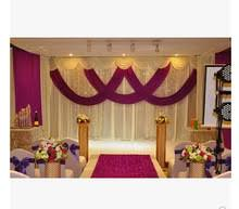 Curtain Drapes For Weddings Popular White Wedding Drapery Buy Cheap White Wedding Drapery Lots