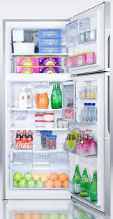 29 Inch Interior Door Summit Ff1935plim 29 Inch Counter Depth Top Freezer Refrigerator