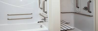 Bathroom Safety Bars by Grab Bars U0026 Safety Handrails Ada Approved Accessibility