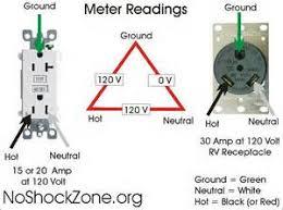 30 amp rv wiring diagram bing images electrical pinterest rv