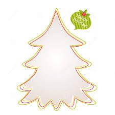 christmas tree outline home design ideas