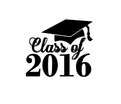 class of 2016 graduation instant cut file for cutting