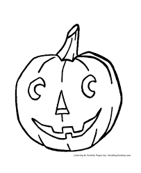 fun halloween coloring pages coloring