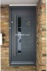 Exterior Doors Uk Contemporary Front Doors Oak Iroko And Other Woods Bespoke Doors