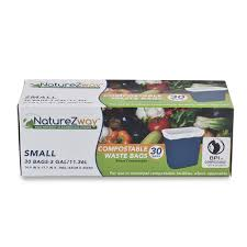 Small Wastebasket by Shop Naturezway 30 Count 3 Gallon Frosted White Indoor Wastebasket