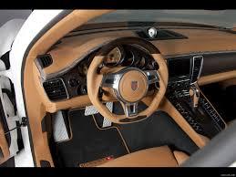 Porsche Panamera Interior - mansory porsche panamera turbo 2011 interior wallpaper 5