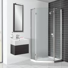 Infold Shower Door by Choosing The Right Shower Enclosure For Your Bathroom Drench