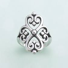 avery adorned hearts ring 122 best avery rings images on avery jewelry