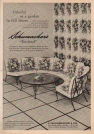 1960s Patio Furniture Vintage Furniture Ads Of The 1960s Woodard Wrought Iron