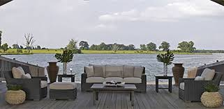 Summer Classics Patio Furniture by Summer Classics Rustic Lounge Chair Leisure Living