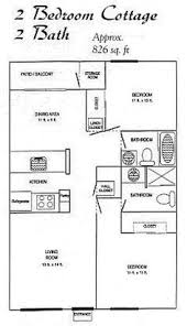 2 bedroom cottage plans collection 2 br 2 bath house plans photos the