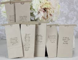 popcorn favor bags wedding favor bags kraft paper candy cookies popcorn coffee
