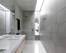 Narrow Bathroom Design Narrow Bathroom Houzz