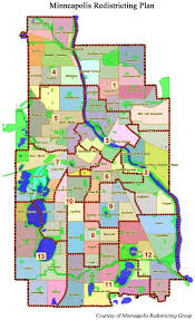 Light Rail Map Minneapolis Minneapolis Redistricting Maps Are Out The Cities Minnesota
