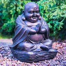 laughing buddha for garden pictures to pin on pinsdaddy