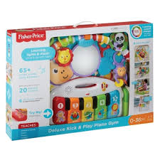 fisher price lights and sounds monitor fisher price deluxe kick play piano gym baby needs online