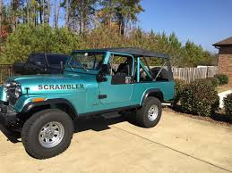 jeep scrambler for sale near me your prefered cj8 tire size poll archive jeep cj 8 scrambler