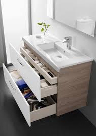 muebles de lavabo novedad mobiliario de baño prisma de roca