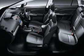 2017 subaru impreza sedan interior new subaru impreza sedan cars for sale carsales com au