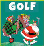 sport theme christmas cards golf surfing skiing and more