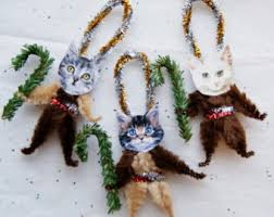 cat lover gift cats ornaments